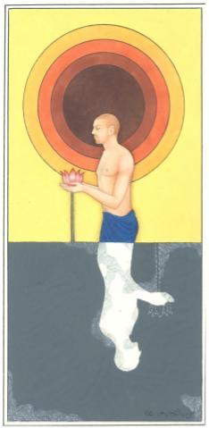 Art of Abdul Rahim (Hunza) – Self realization