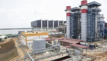 Azito power facility