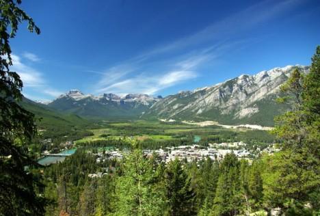 Banff. Photo: Wikipedia