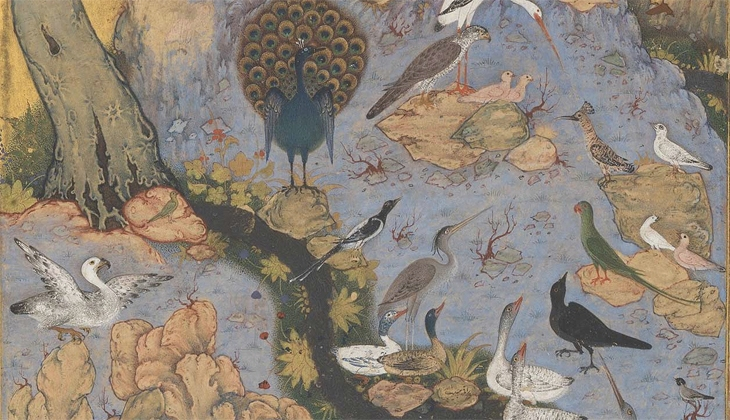 In a 12th-Century Iranian Poem, a Vision of Solidarity We Need Today