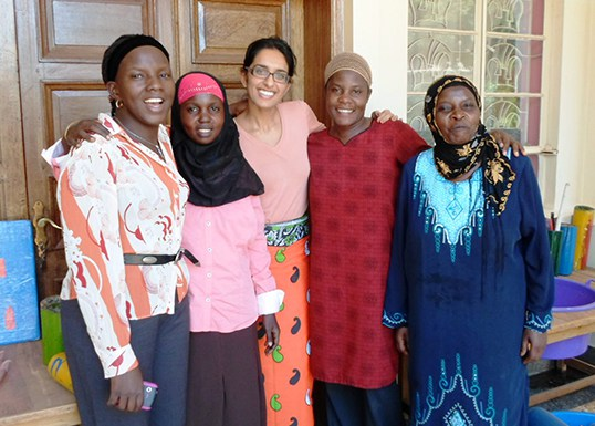Volunteering provides opportunities to create global impact, by AKFC Fellow Tina Parbhakar