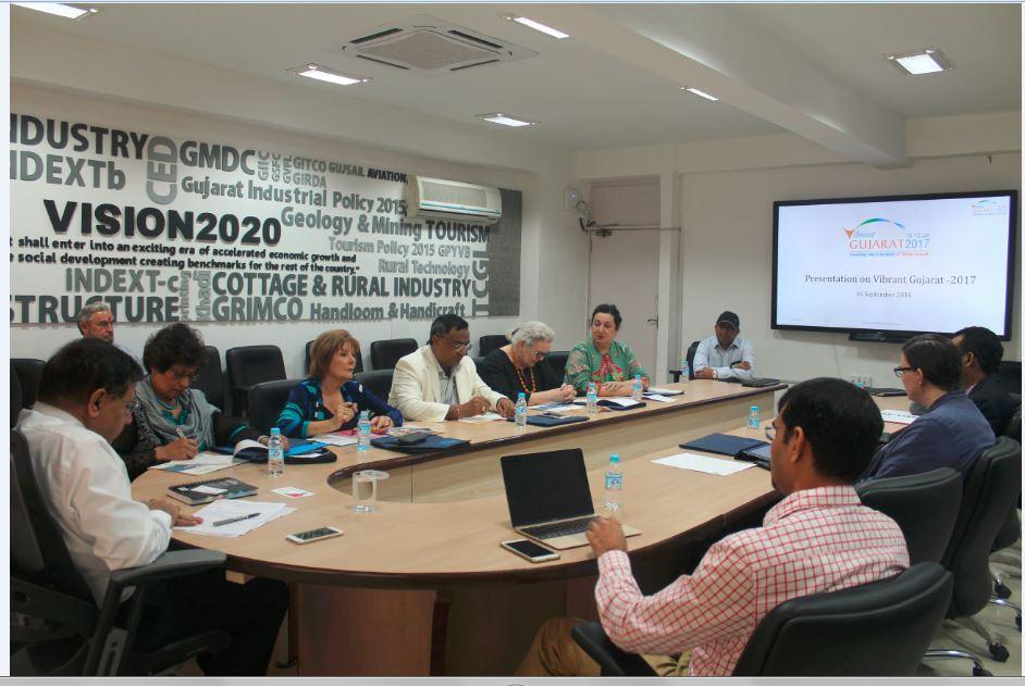 MP Yasmin Ratansi leads Canadian delegation to Gujarat