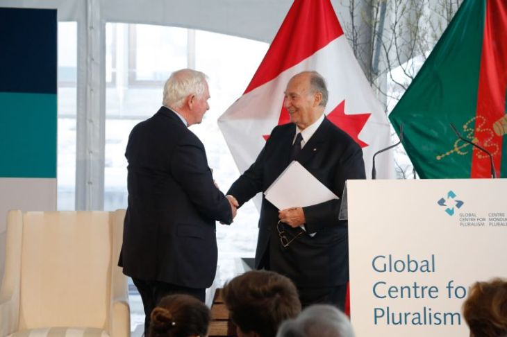Photographs & Video: Opening of the Global Centre for Pluralism's International Headquarters
