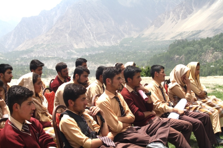 World Environment Day 2017 Celebrated in Hunza Karimabad