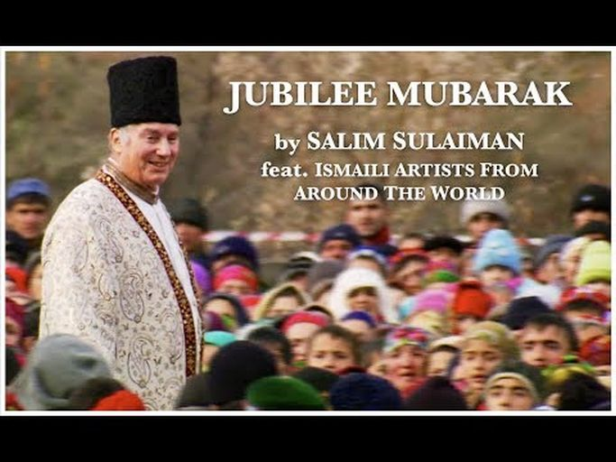 First time in the Ismaili history: A global technological collaboration of Ismaili Artists, Salim-Sulaim & Team produces Diamond Jubilee Song