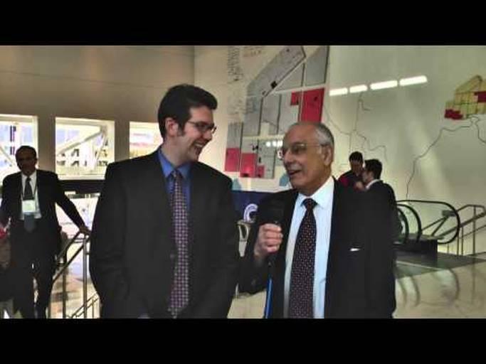 Interview with Dr. Shahbudin Rahimtoola, Winner of the Lifetime Achievement Award