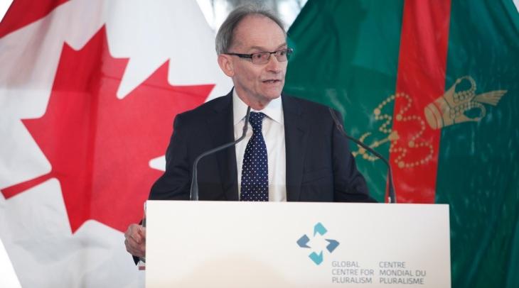 Opening Remarks by Secretary General John McNee (Image credit: GCP)