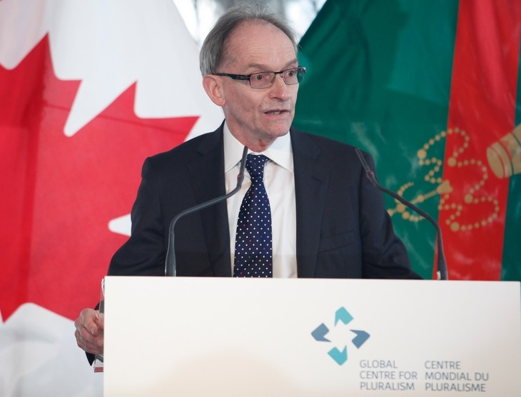 Opening Remarks by Secretary General John McNee (Image credit: GCP)