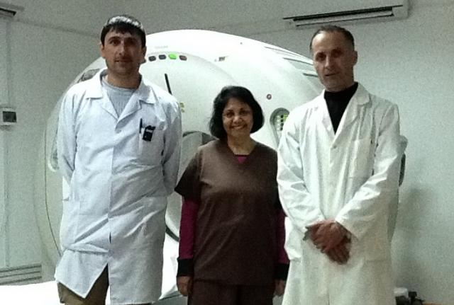 Time and Knowledge Nazrana: Radiologist Roshan Pirani enables access to diagnostic imaging in Khorog