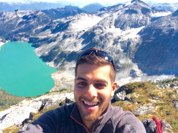 Khalil Walji appointed President of International Forestry Students Association at University of British Columbia
