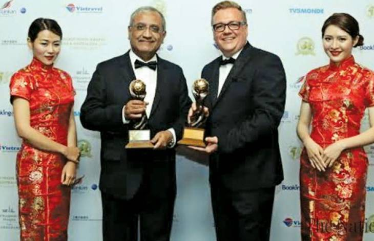 Serena Hotels celebrate 4 years of triumph at World Travel Awards