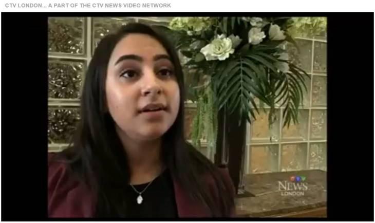 Serena Tejpar: CTV News Report on Talk Trauma Conference