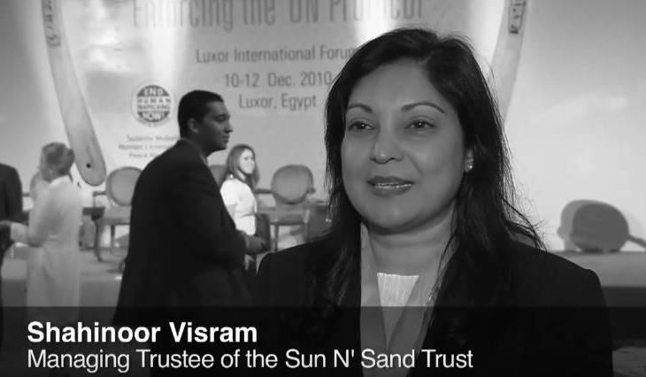 Obituary: Shahinoor Visram