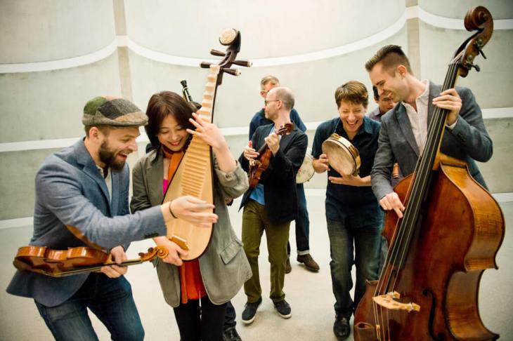 A Silk Road To Musical Exchange Around The World
