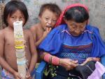 Ali Karim Travelog: Visit to Panama remote region of Kuna Yala