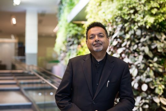 Edmonton architect Aziz Bootwala honoured with national fellowship