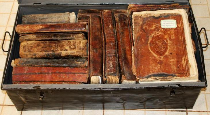 The Crumbling Ancient Texts That May Hold Life-Saving Cures