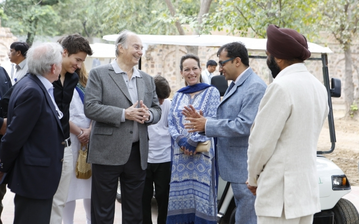 India: Aga Khan's diamond jubilee to be marked tomorrow