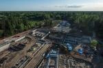 Build of new Aga Khan Garden reaches halfway point