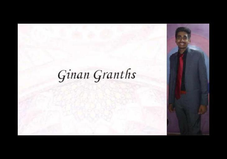 A presentation on Naklanki Gita by Ali Jan Damani