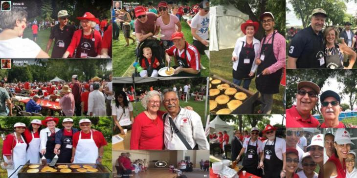 Ismaili Community engages in Canada Day 2017