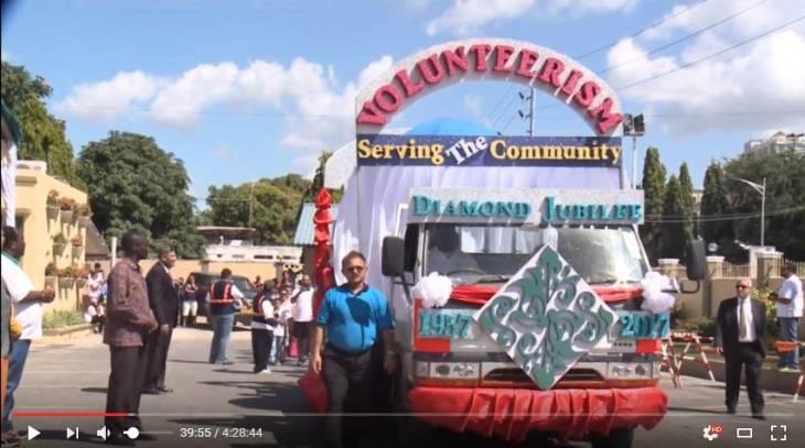 Diamond Jubilee Parade & Carnival: Dar es Salaam, Tanzania