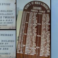 History of Dodoma Jamatkhana (Tanzania)