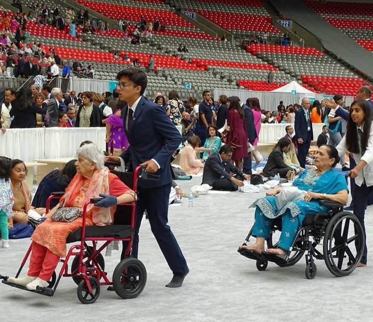 Aga Khan's diamond jubilee brings focus to spiritual leader's efforts
