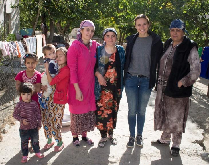 My travels in Tajikistan, by AKFC Fellow Stephanie Ortynsky