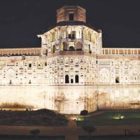 International Workshop on Conservation being held at Lahore Fort