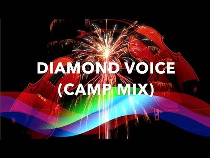 New Song Release - Diamond Voice (Camp Mix) - by Kamal Haji, featuring Sarah Haji, Shariq Lalani and the Ismaili Children's Choir