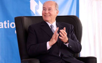 Azim Lakhani: Aga Khan's Diamond Jubilee: A celebration of solid partnership