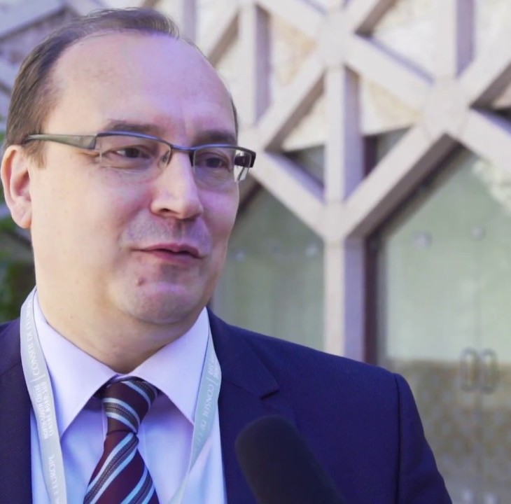Head of European Union Delegation to the Council of Europe discusses the aims of Lisbon Forum 2017 held at Ismaili Centre, Lisbon