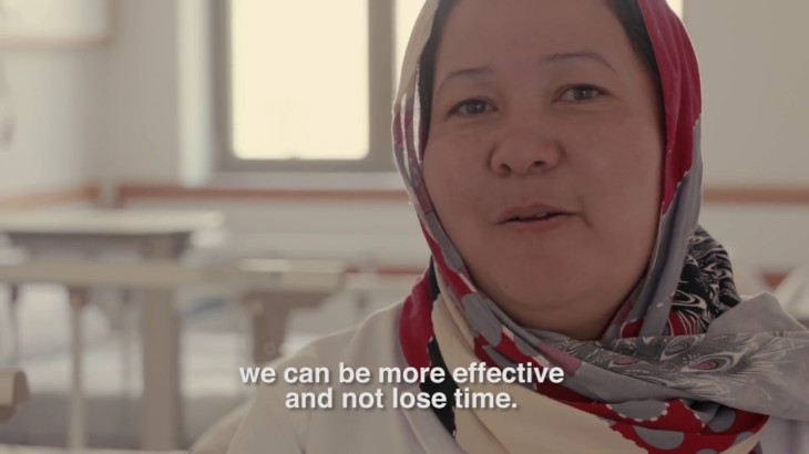 Health has a new home: A new life begins in Bamiyan Provincial Hospital