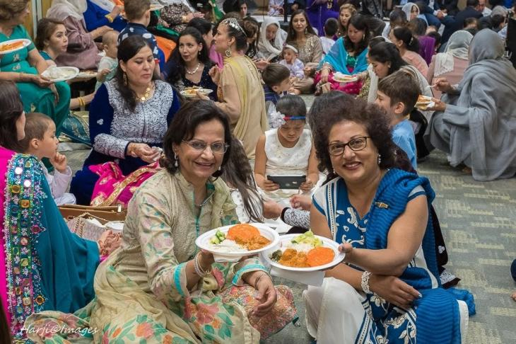 Montreal Jamat Joyfully celebrated Eid Al Fitr | Muslim Harji