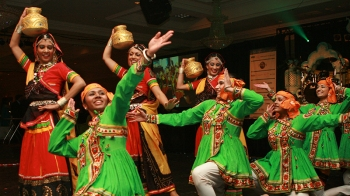Celebrating Community: Learn Garba & Dandiya Dance at the Aga Khan Museum grounds
