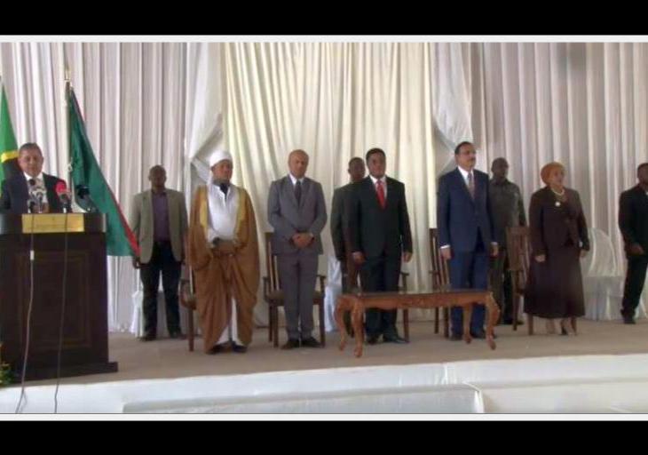 Prime Minister of Tanzania commends Ismaili community role in development