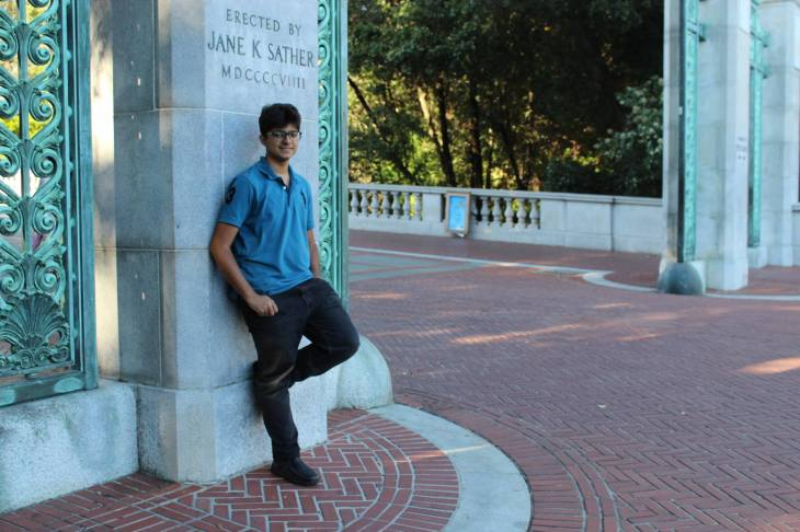 From Karachi to Berkeley – Sameer Nizamuddin is attending Summer program at UC Berkeley