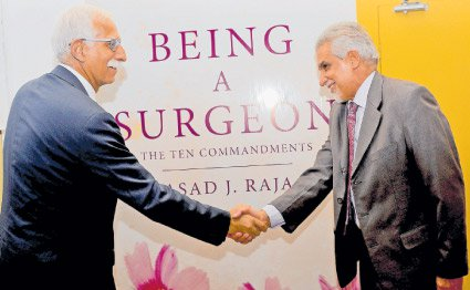 Being a Surgeon: New Book by Chair, Department of Surgery at the Aga Khan Hospital Nairobi, asks the hard questions doctors face