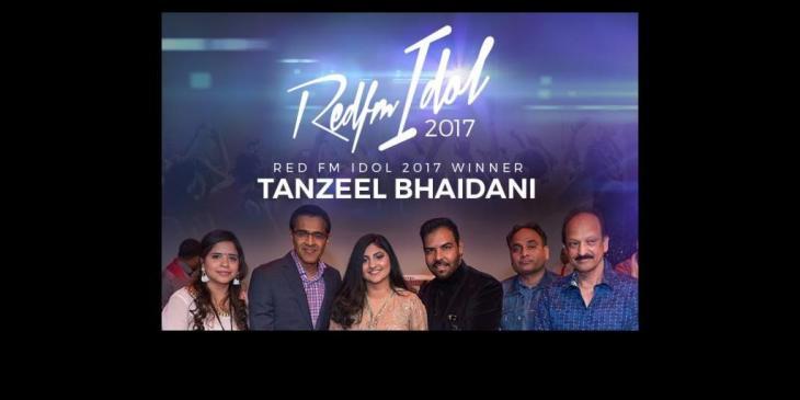 Tanzeel Bhaidani: RED FM Idol 2017 Winner