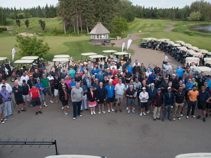 Golfers raise over $400k for Aga Khan Foundation Canada