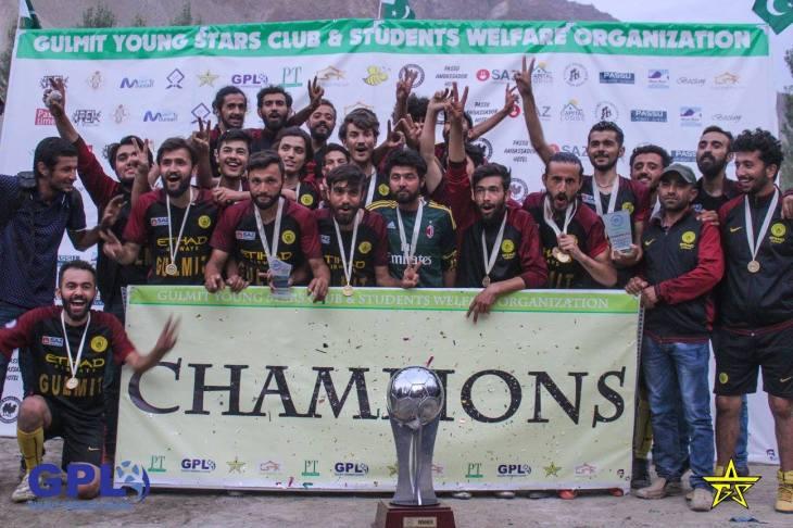 Gulmit Premier League's Soccer Tournament, Gojal, Gulmit, Hunza