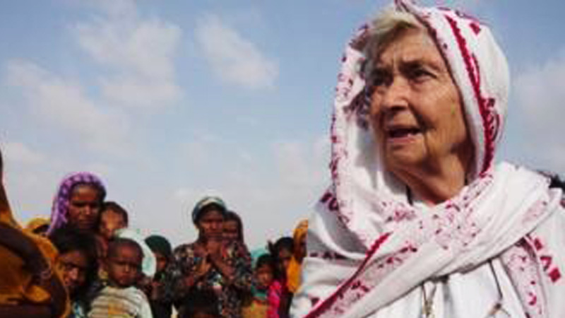 Master of her own destiny, saviour of others -Lesser-known details of Dr Ruth Pfau's early life