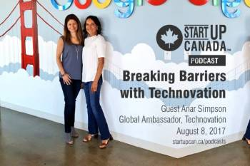 Anar Simpson: Breaking Barriers with Technovation