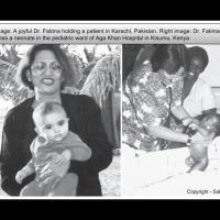 Poetic tribute in memory of Pediatrician, Dr. Fatima Hashamali