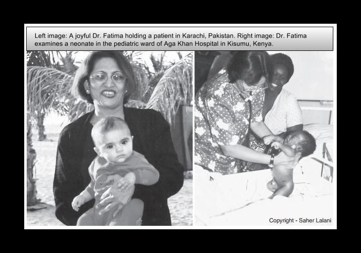 Poetic tribute in memory of Pediatrician, Dr. Fatima Hashamali