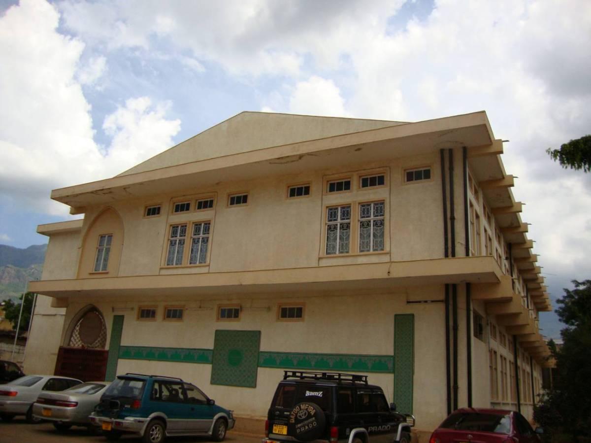 Morogoro Tanzania Jamatkhana