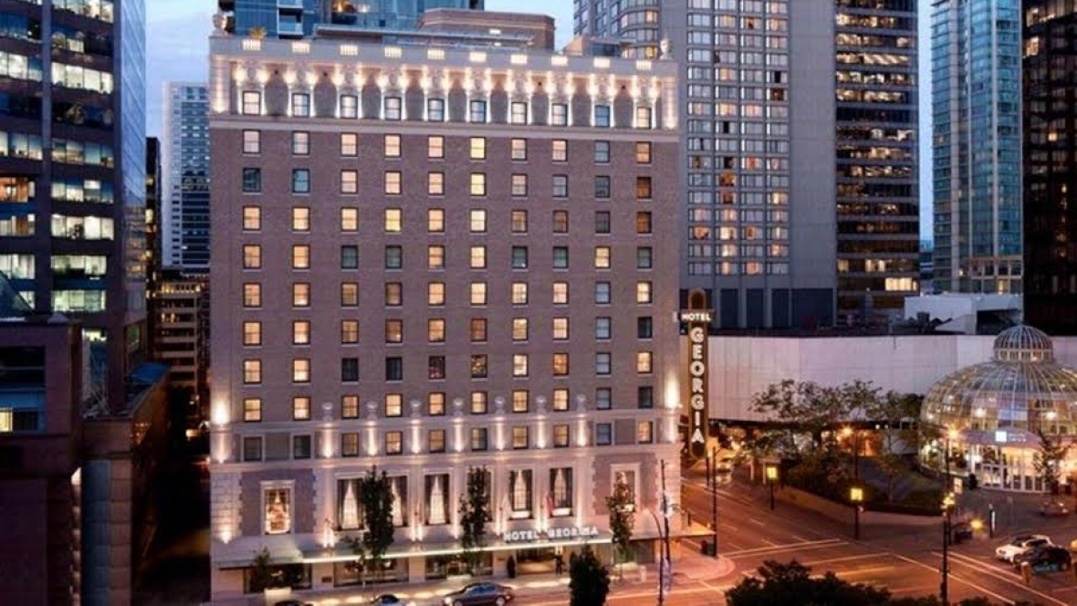 Vancouver's Rosewood Hotel Georgia sells to Jamal family company