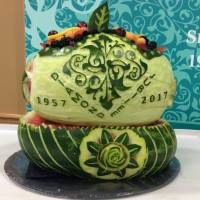 Fruit Carver, Chef: Salim Somani