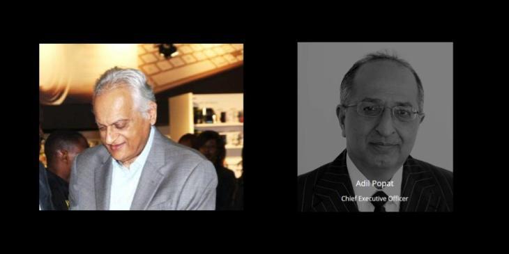 Abu Kassam and Adil Popat, the two Influential Ismailis   JEUNE AFRIQUE